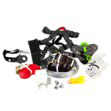 Alien Flier X2 Zipline Kit with Harness