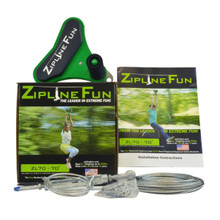 Zipline Fun 70 ft Zip Line (ZL70) (30-7021)