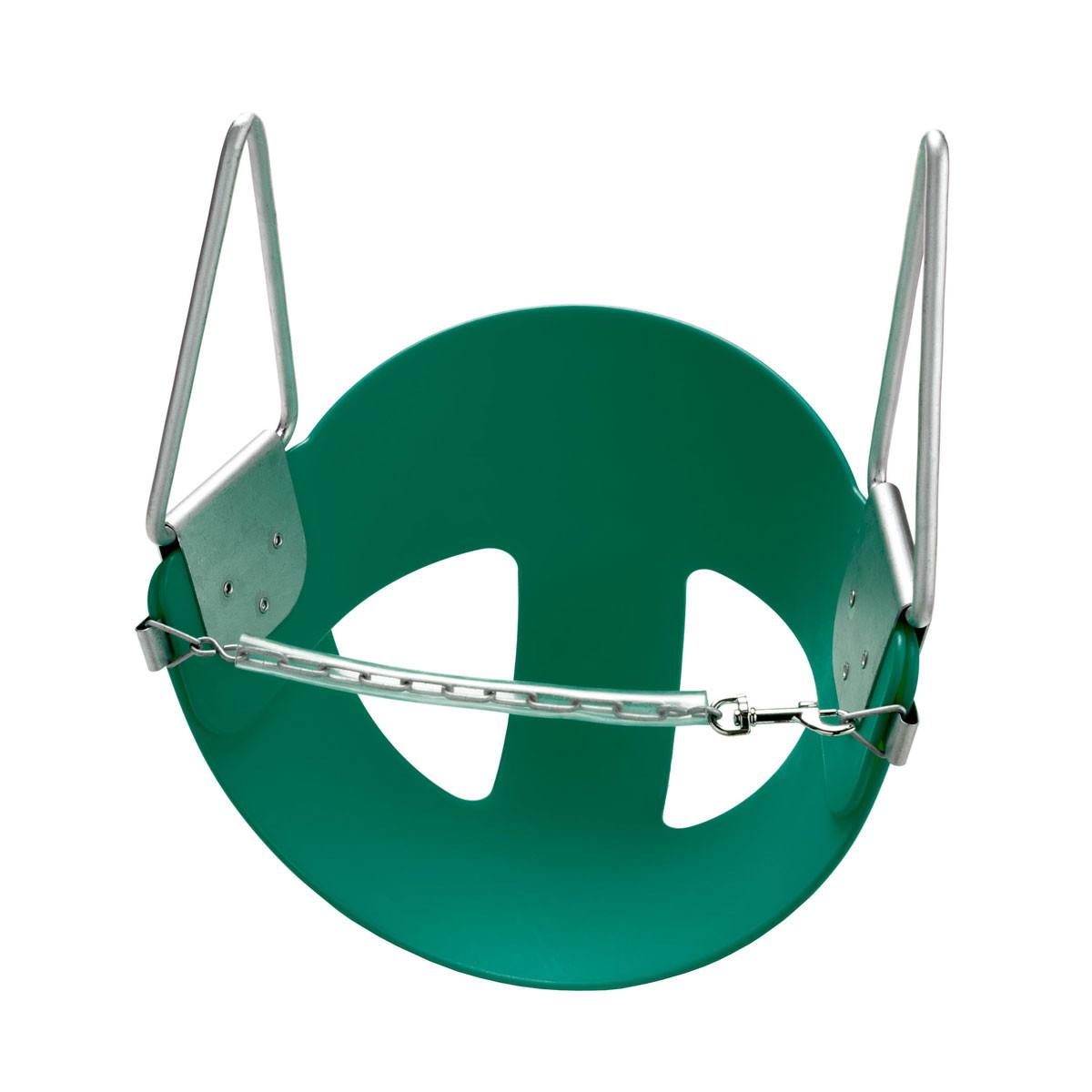 CoPoly Half Bucket Swing Seat - Green