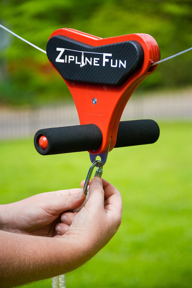 Zipline Fun Disc Seat (ZLS)