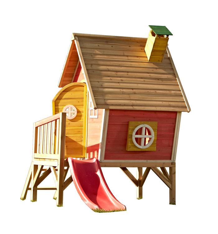 Hide-N-Slide Playhouse (PB-8150)