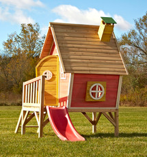 Hide-N-Slide Playhouse (PB-8150)
