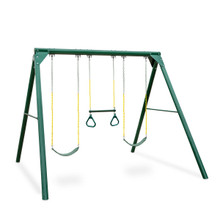 Orbiter Wooden Swing Set (PB-8330)