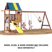 Wrangler Swing Set Kit