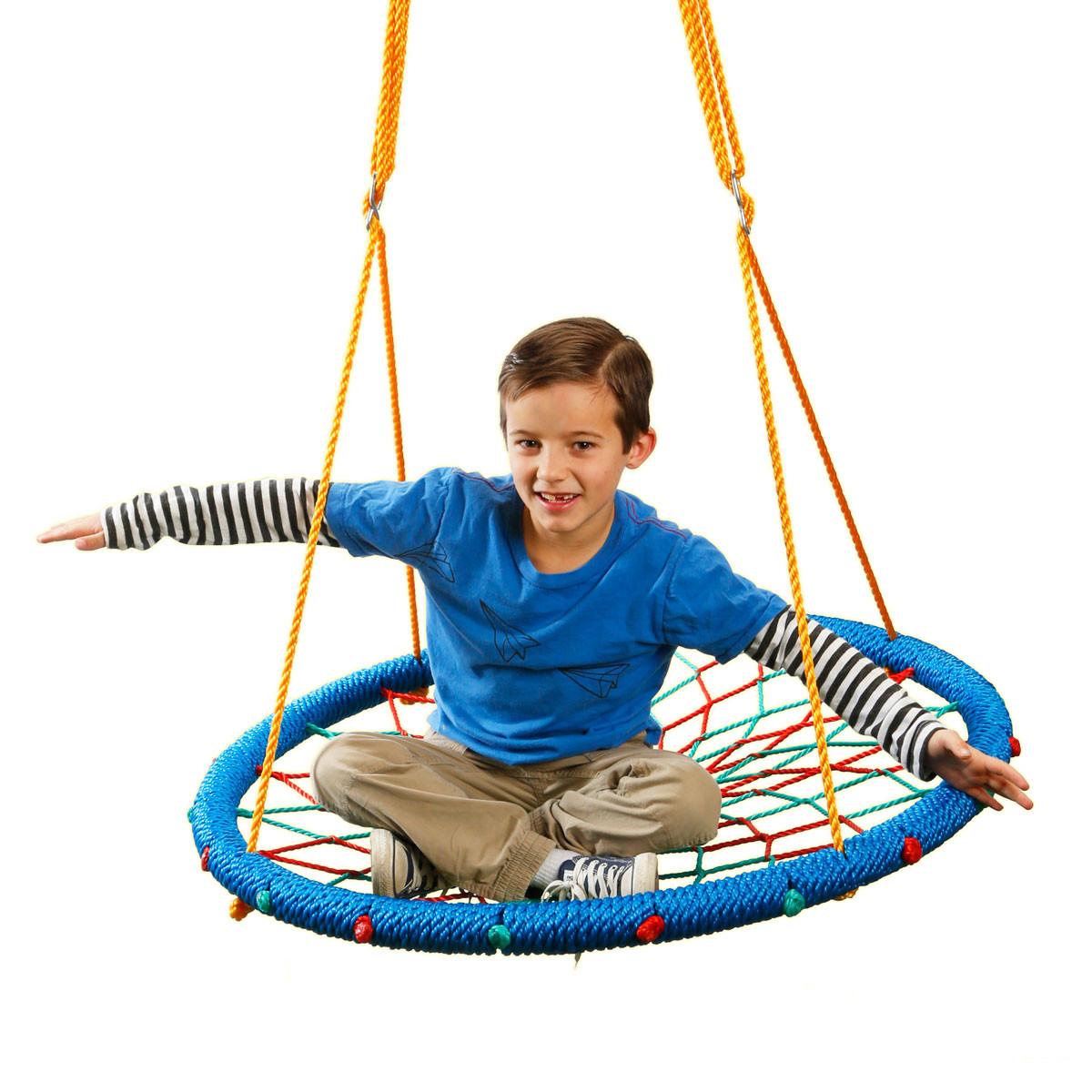 Sky Dreamcatcher Web Swing Swingsetmall Com