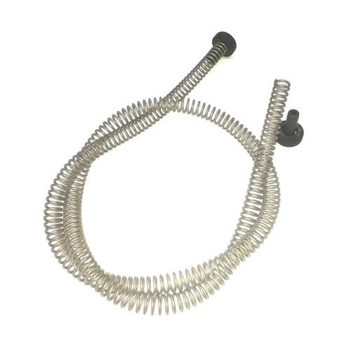 Zipline Fun Compression Spring Braking System