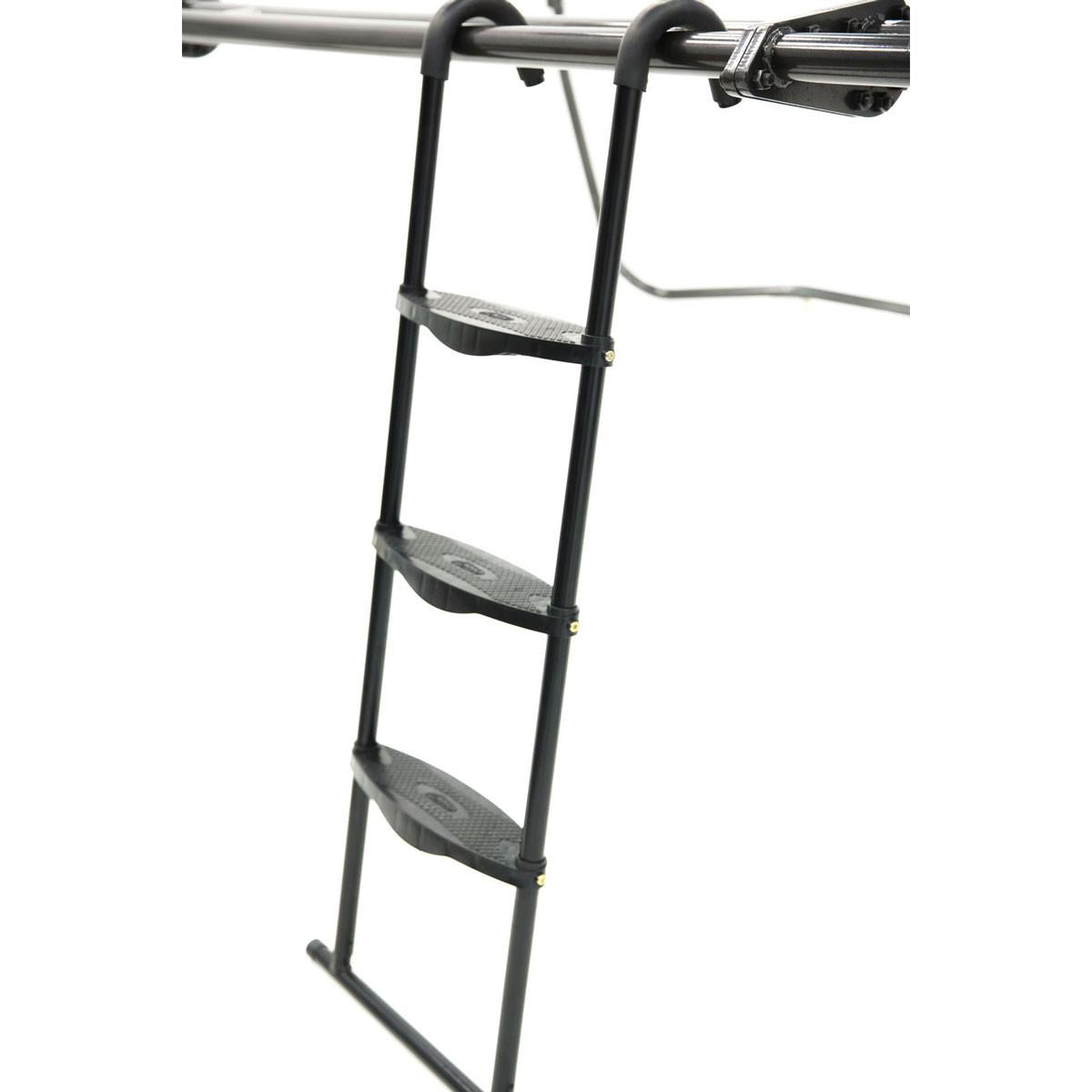 SkyBound 3-Step Adjustable Trampoline Ladder (ACC-LDR03-001)