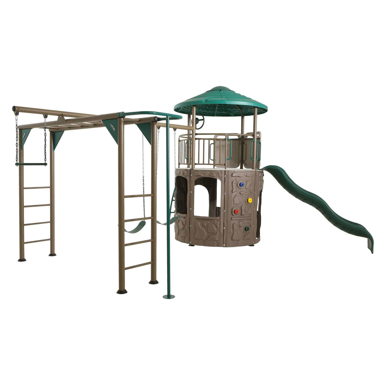 Lifetime Adventure Tower Deluxe Playset (90630)