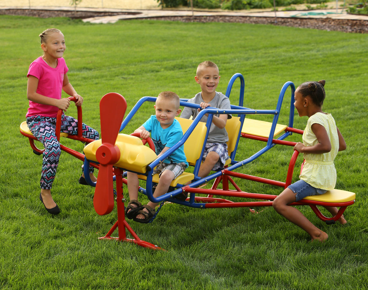 Lifetime Ace Flyer Teeter-Totter - Primary