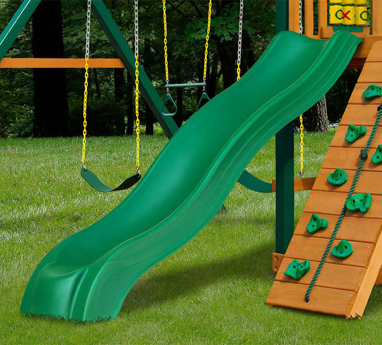 4 ft Alpine Wave Slide (03-0016-G)