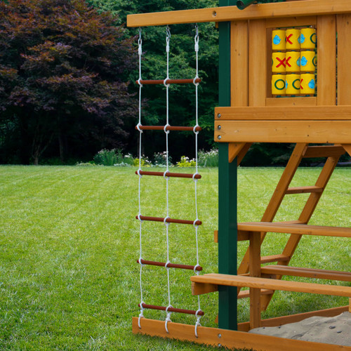 "24"" Wide Rope Ladder for Playset (10-1005-BO)"