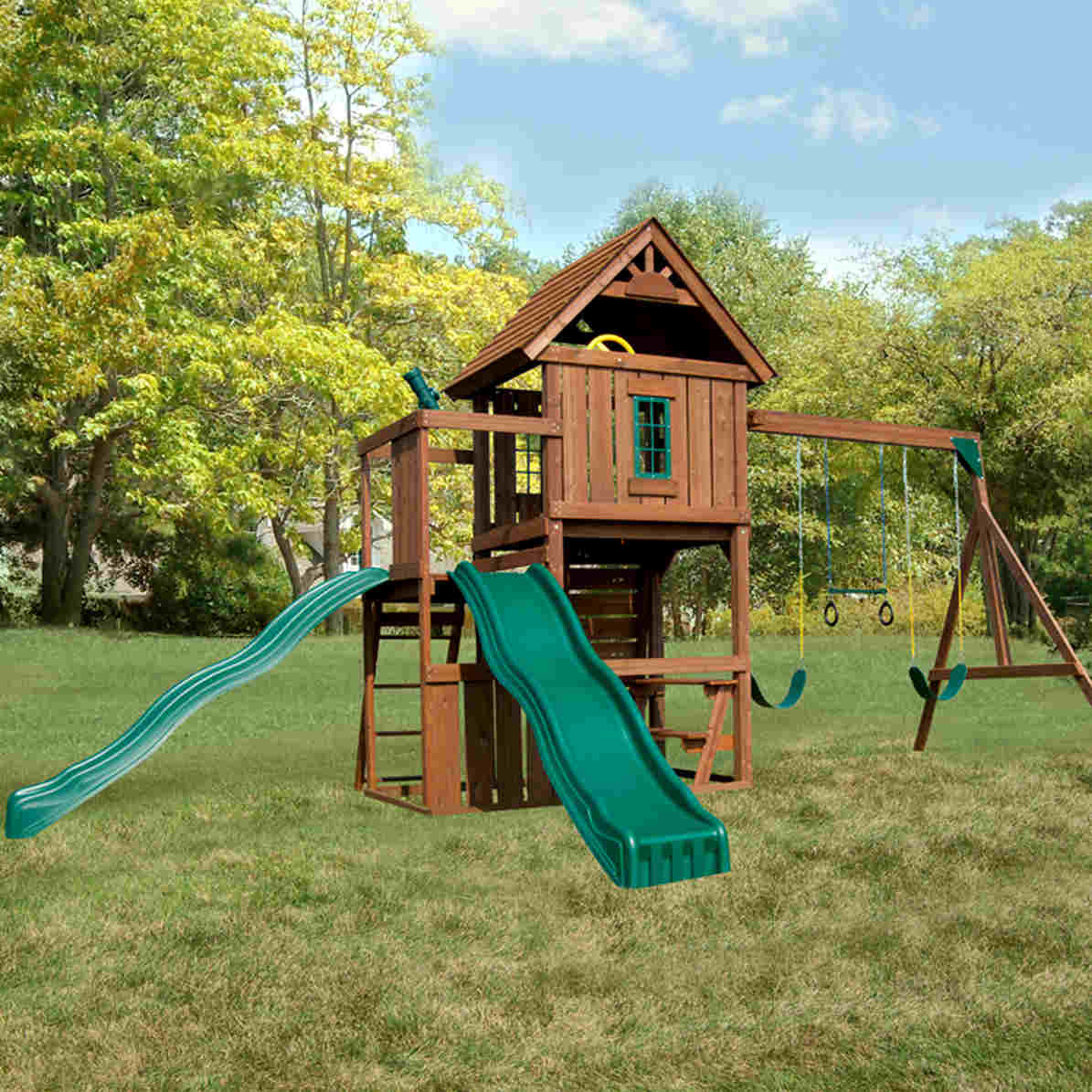 Monteagle Complete Swing Set (WS-8344)