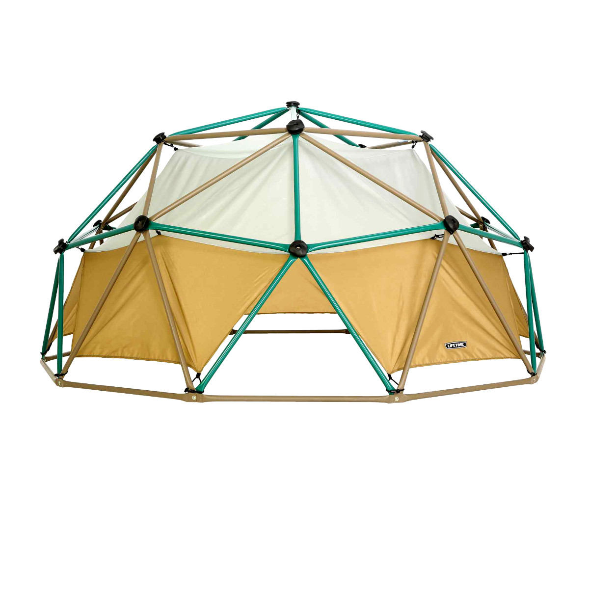 Lifetime Geo Dome Climber with Tent - Earthtone Colors