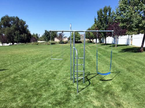 Metal Starter Swing Set (CP- ST20)