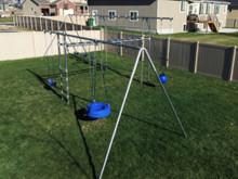 Metal Super Swing Set (CP-SS52)