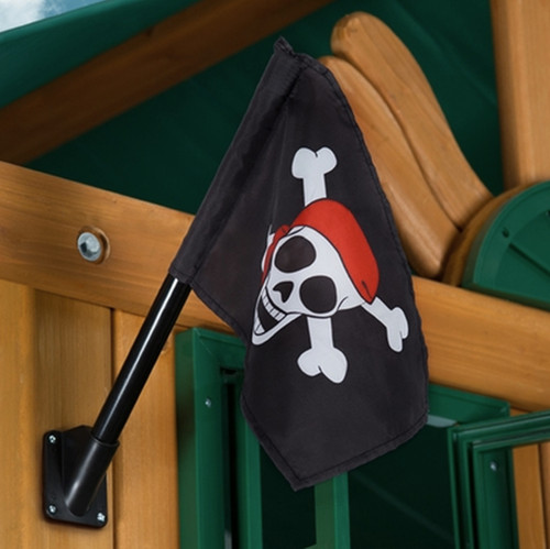 Playset Pirate Flag Kit (09-1014-P)