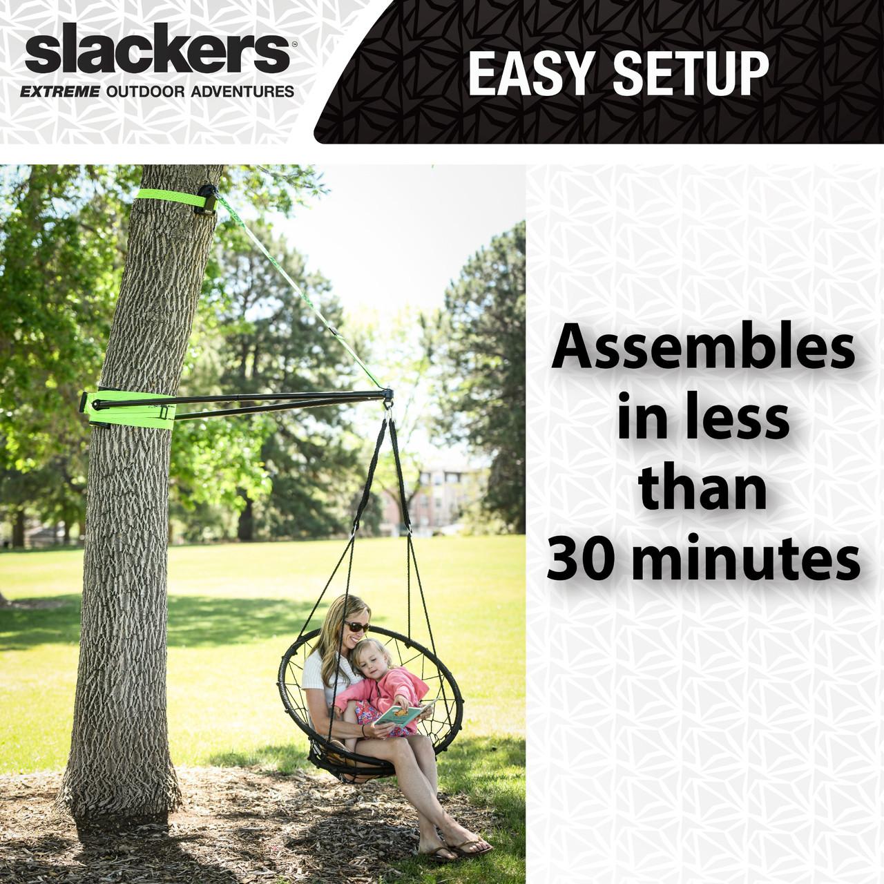 Slackers Build-a-Branch Swing Hanger (SLA-330)
