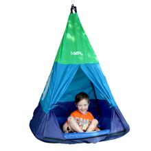Outdoor Teepee Tent Swing (MM00175)