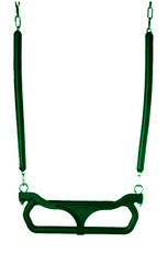 Plastic Combo Trapeze/Ring with Soft Grip Chain (A-23R)