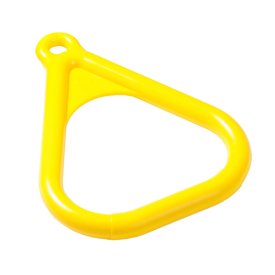 Plastic Trapeze Ring (TR) - Yellow