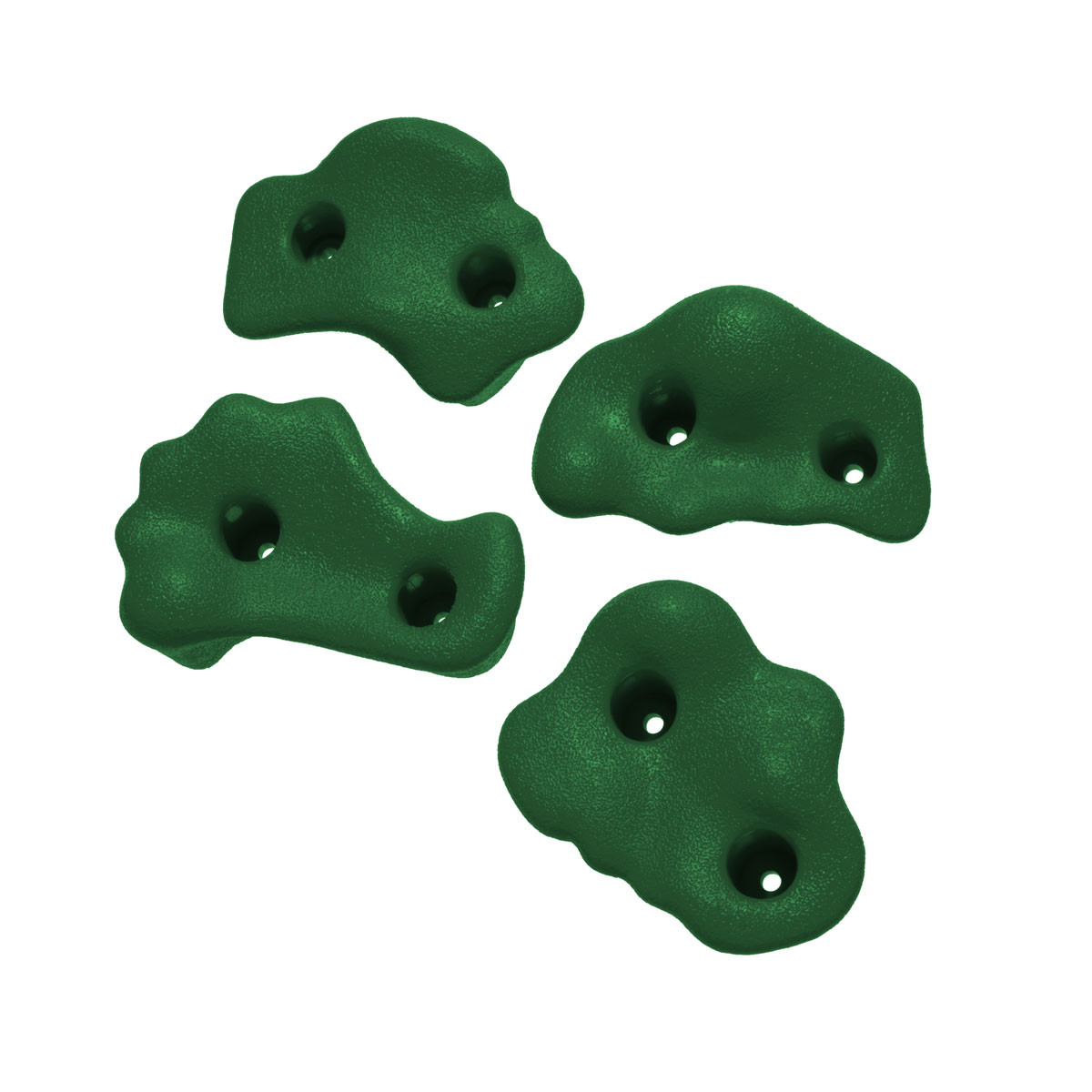Large Climbing Rock Holds - Green
