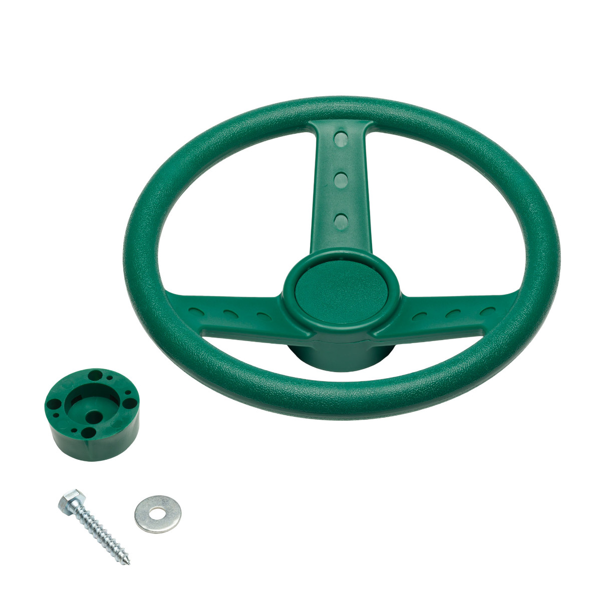 Auto Steering Wheel Green (SWR-G)