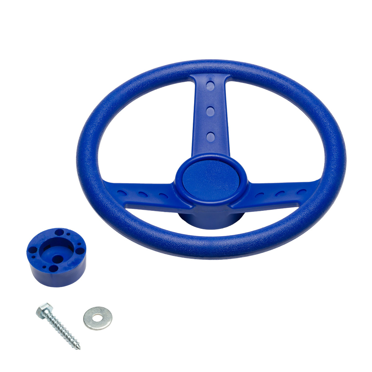 Auto Steering Wheel Blue (SWR-B)