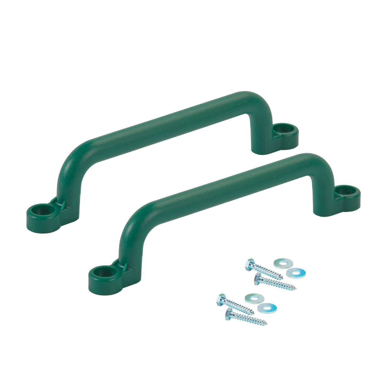 Poly Handle (Pair) - Green