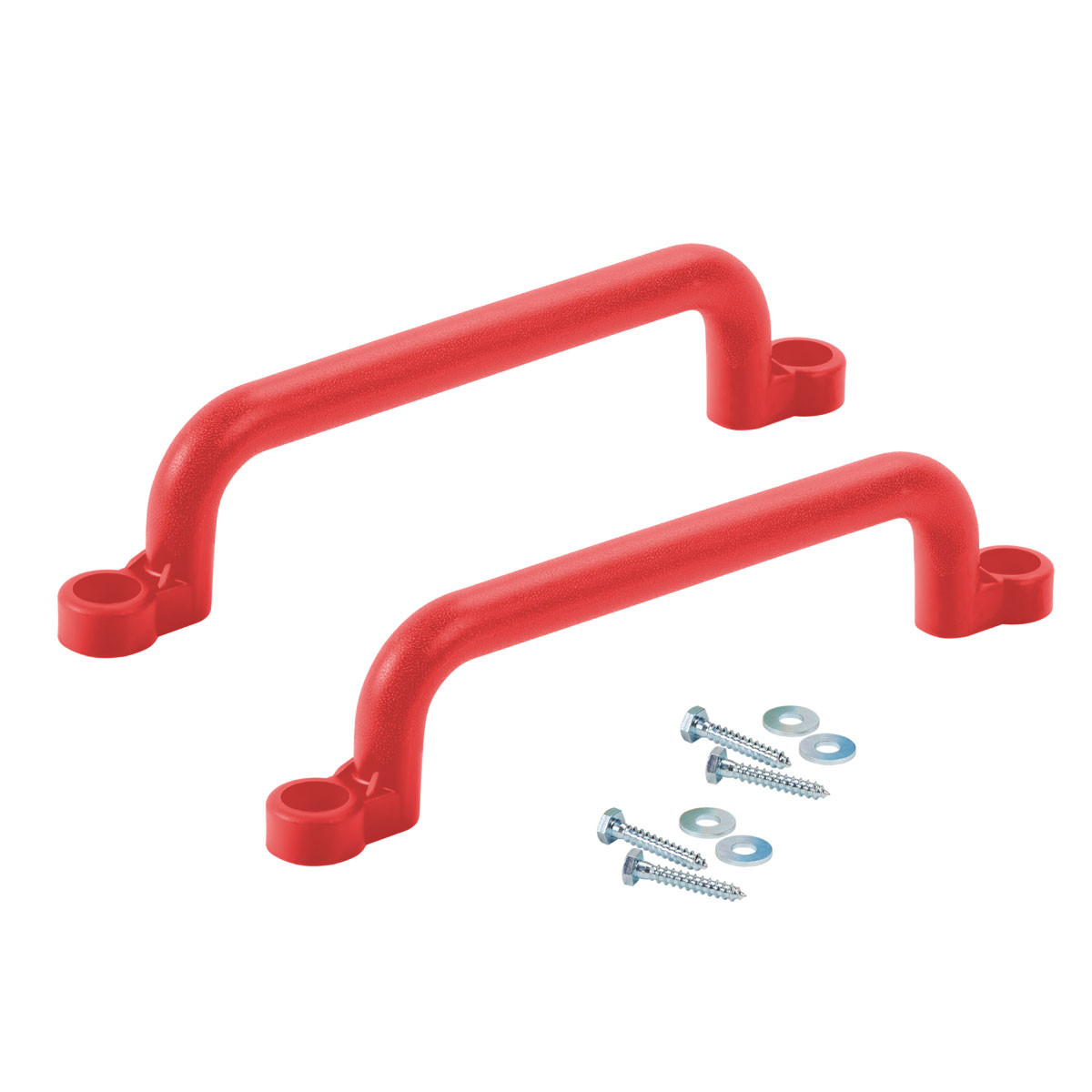 Poly Handle (Pair) - Red