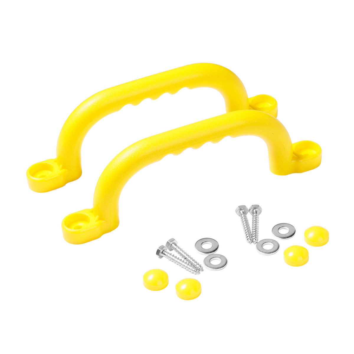 Hand Grip with Finger Ridges - HGR - Yellow