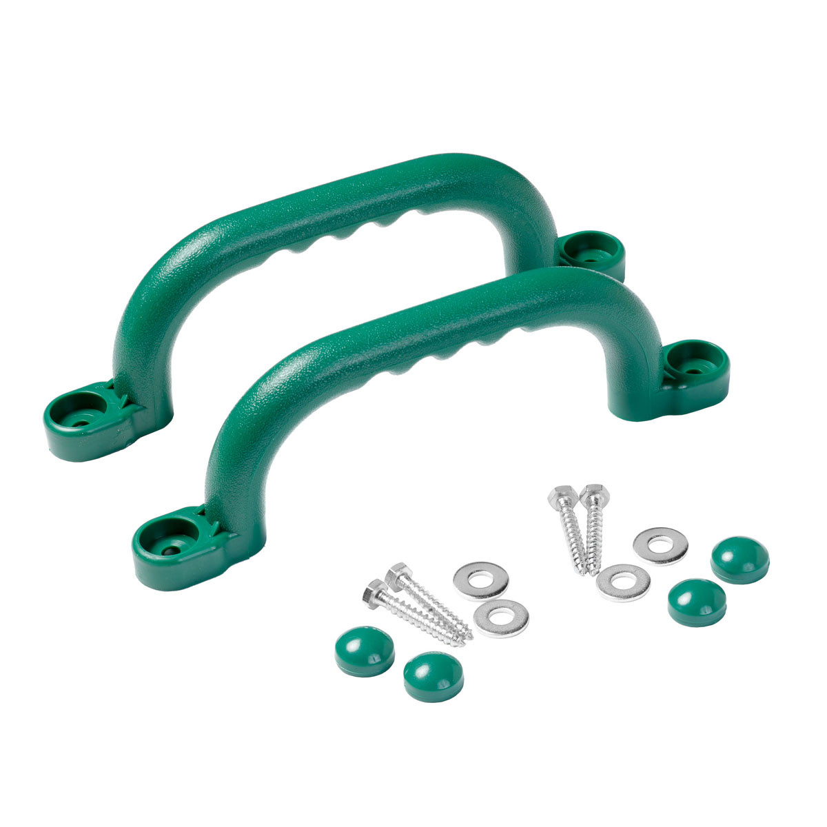 Hand Grip with Finger Ridges - HGR - Green