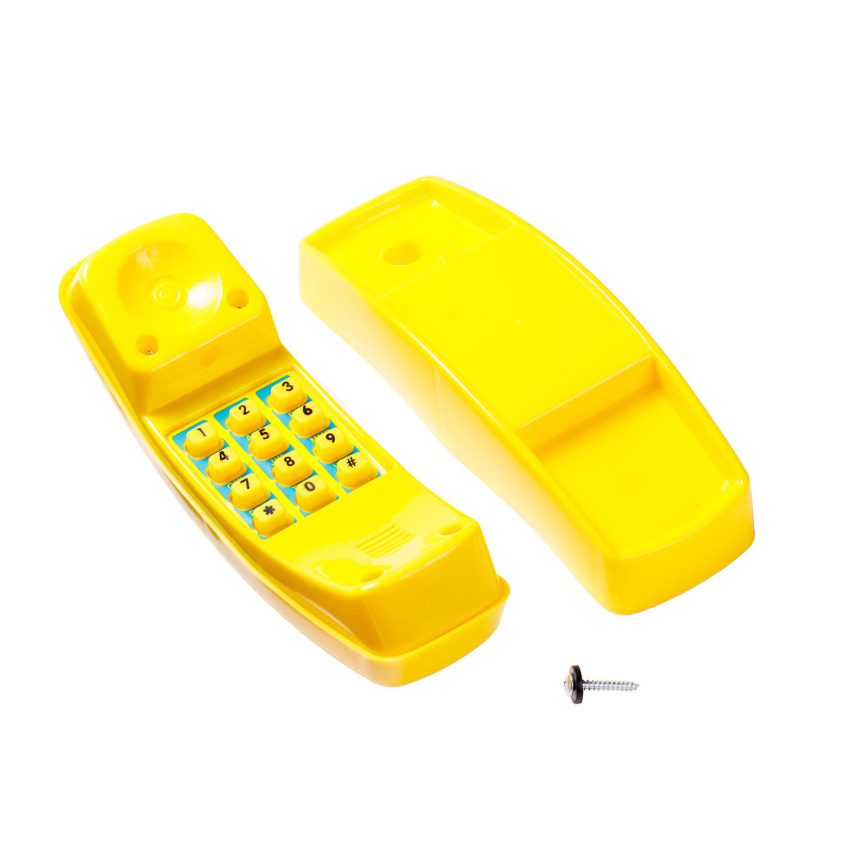 Cordless Play-a-Phone (TER) - Yellow