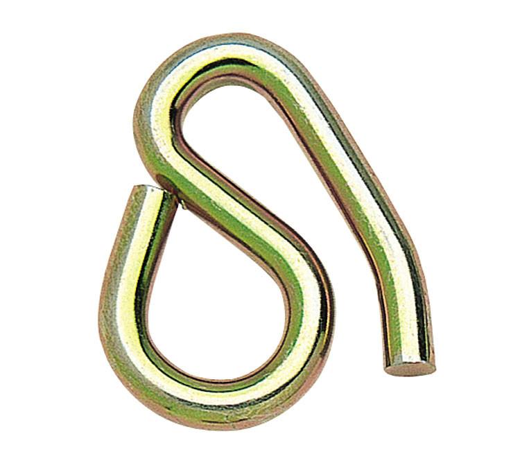 """5/16"""" Pelican Hook - Zinc Coated"""
