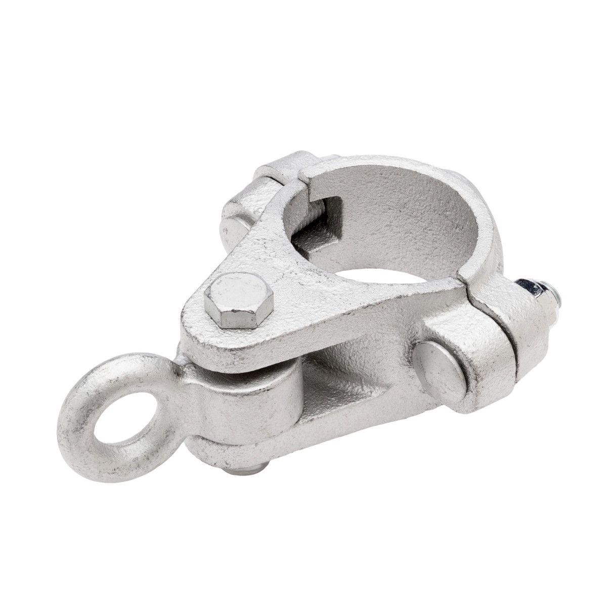 Galvanized Ductile Iron Pipe Beam Swing Hanger with Loop - SH-09