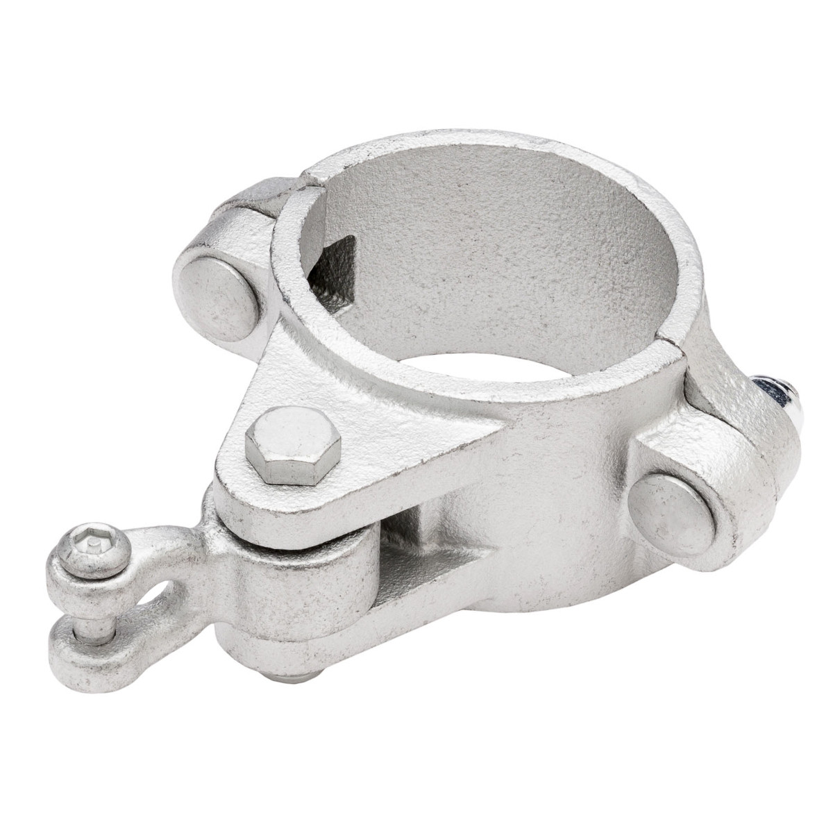 Galvanized Ductile Iron Pipe Beam Swing Hanger with Clevis - SH-24