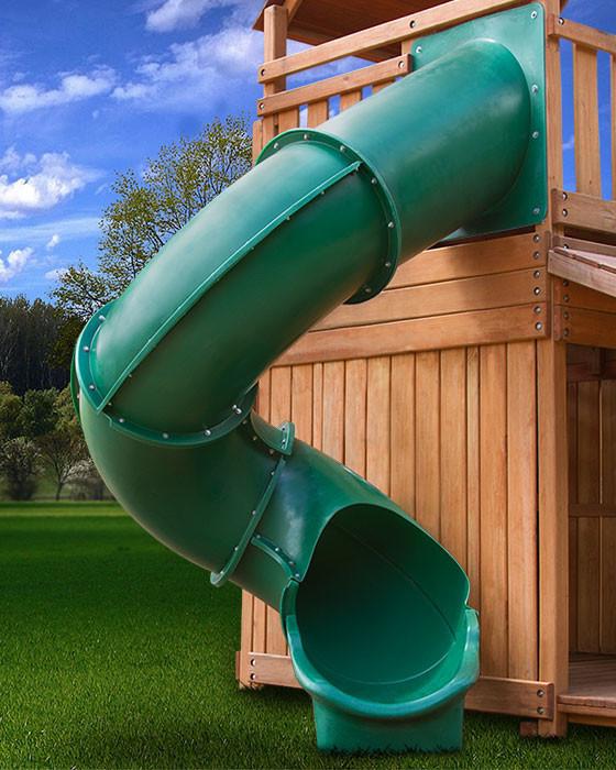 Super Tube Slide - Green