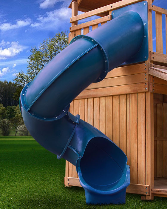 Super Tube Slide - Blue