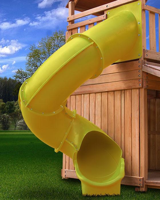 Super Tube Slide - Yellow