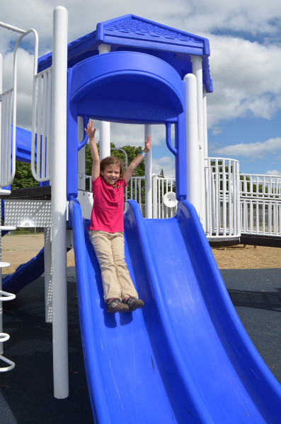 Double Bedway Slide