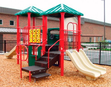 Abby Play Structure (911-125B)