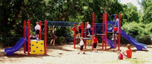 Alicia Play Structure