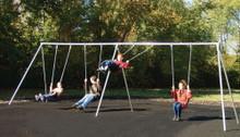 Primary Bipod Swing Set