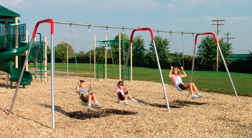 Modern Bipod Swing Set (581-238)