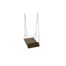 ADA Wheelchair Swing Platform (382-408)
