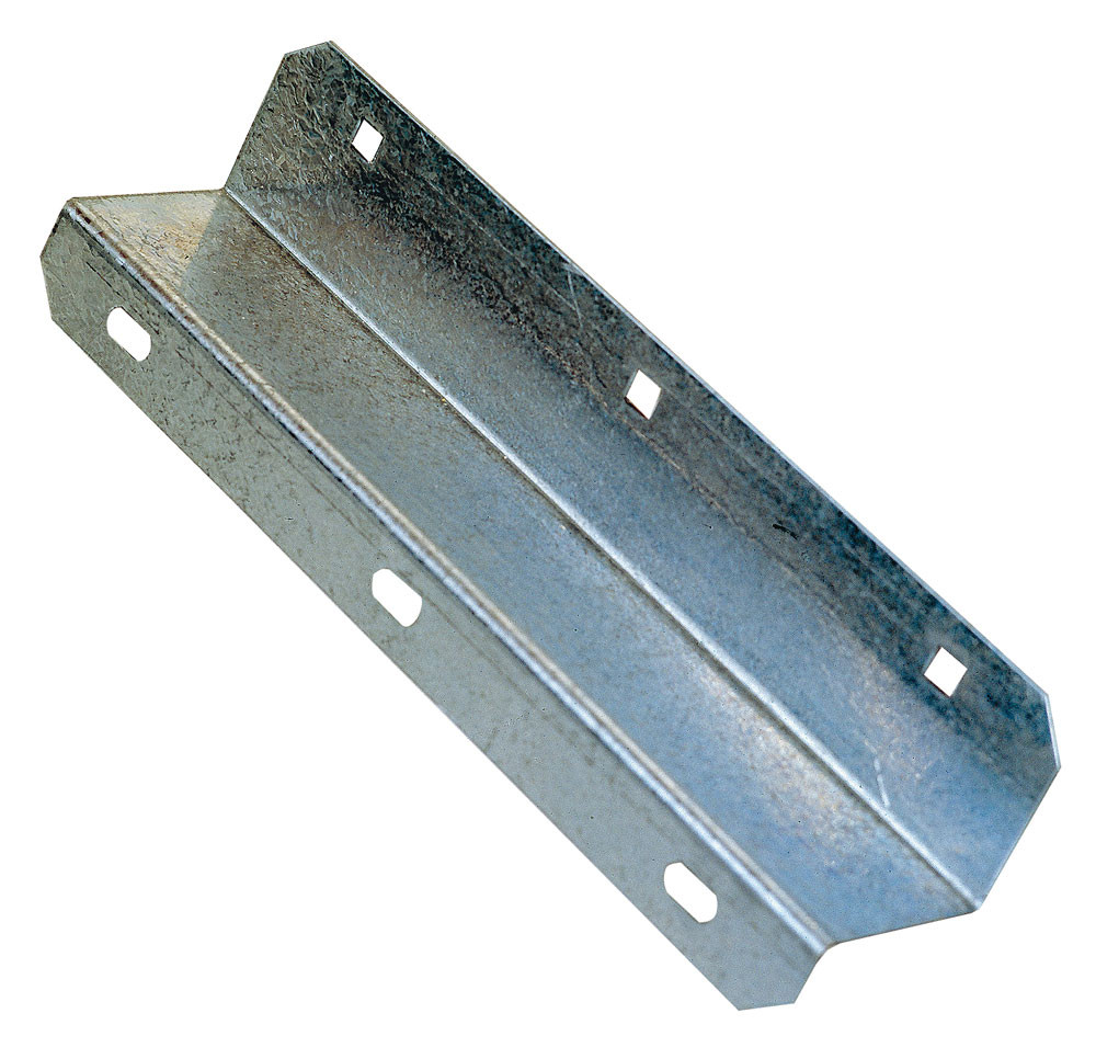 Z-Bracket for Commercial Slides - SwingSetMall.com