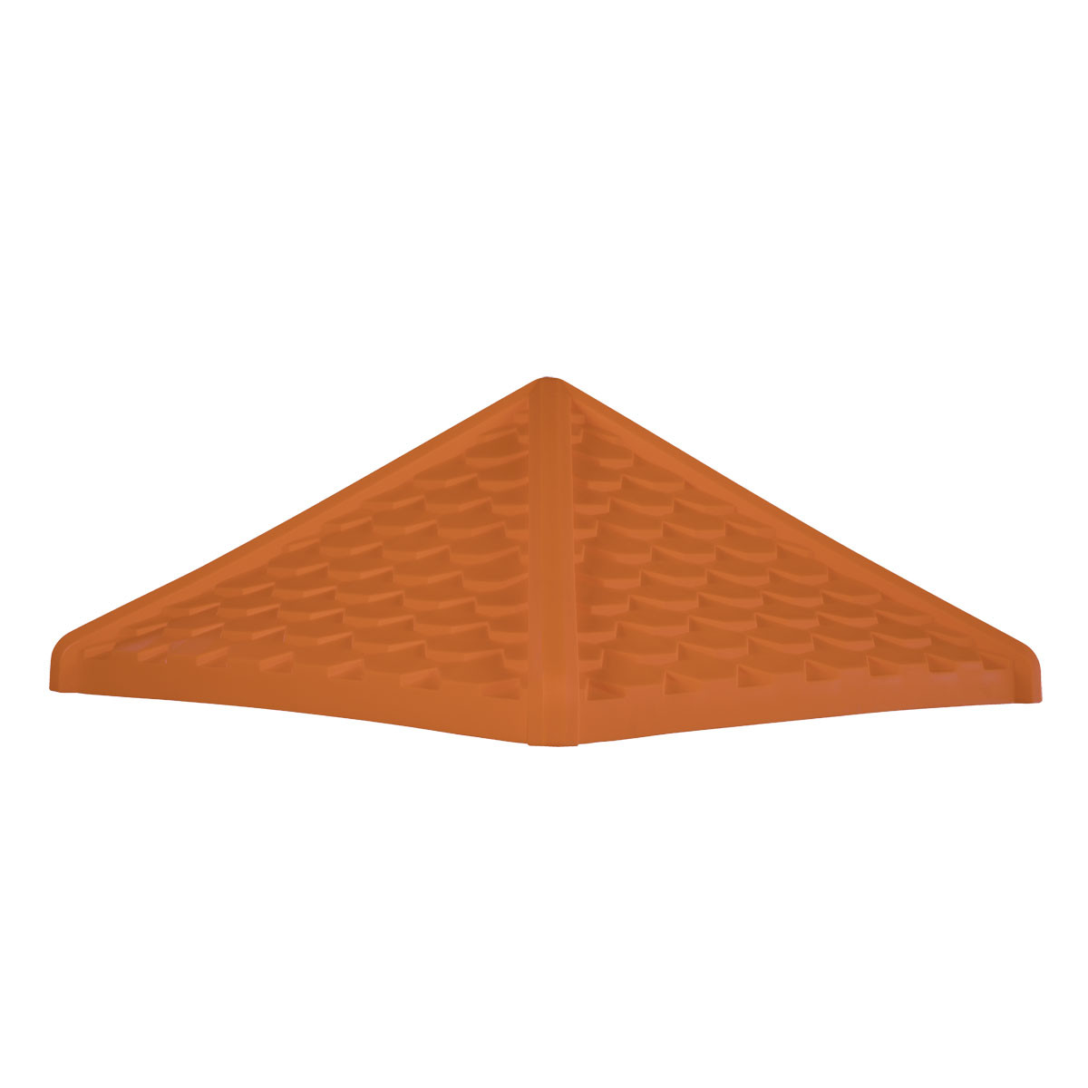 Shingled Pyramid Roof