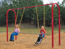 "3.5"" Arch Swing Set Frames"