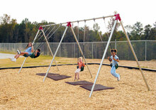 Bipod Swing Set Frames