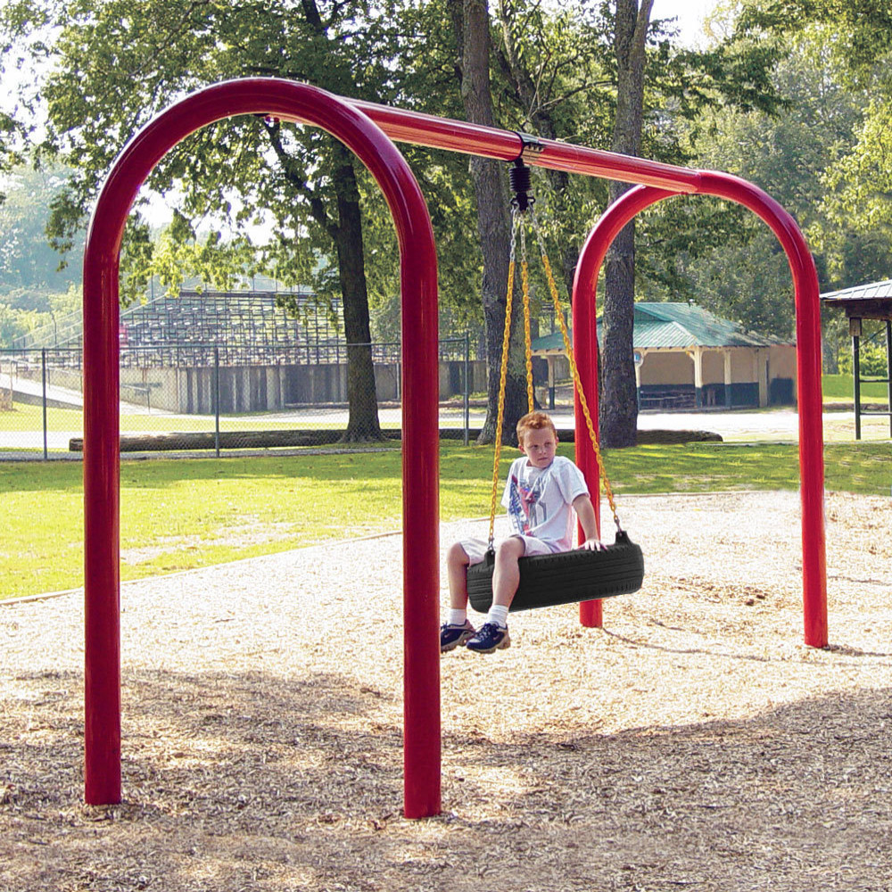 Arched Tire Swing Set Frame (90015991)