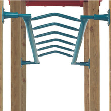Arch Rung Horizontal Ladder (70009001)